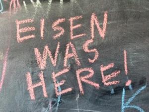 Eisen was here